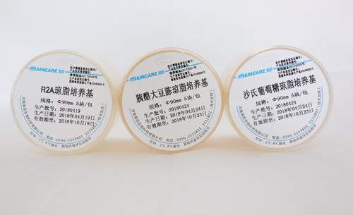 胰酪大豆胨琼脂培养基