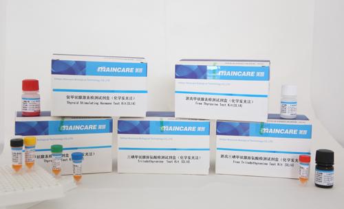 抗甲状腺球蛋白抗体检测试剂盒